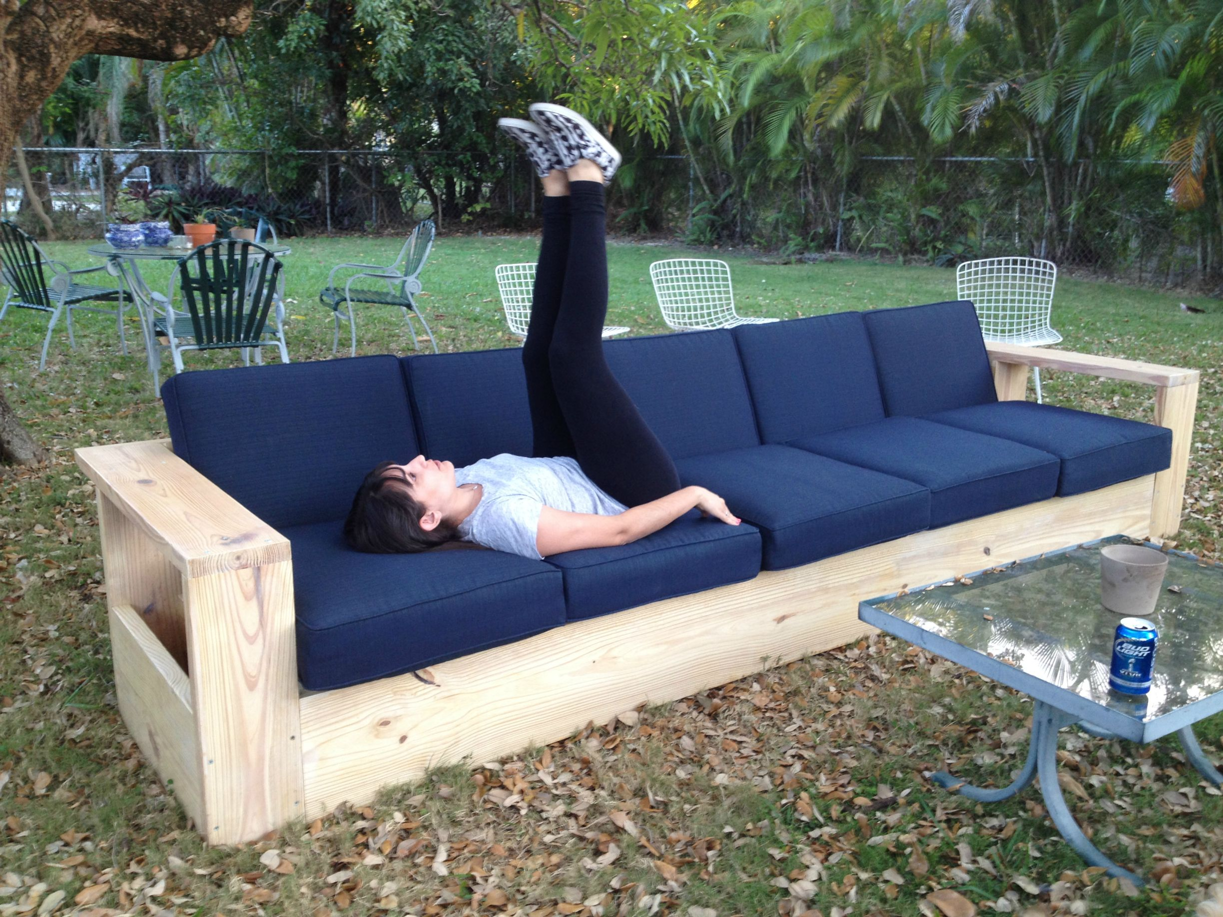 Diy outdoor sofa -  Amazing Outdoor Sofa 45 For Your Sofas And Couches Set With Outdoor Sofa