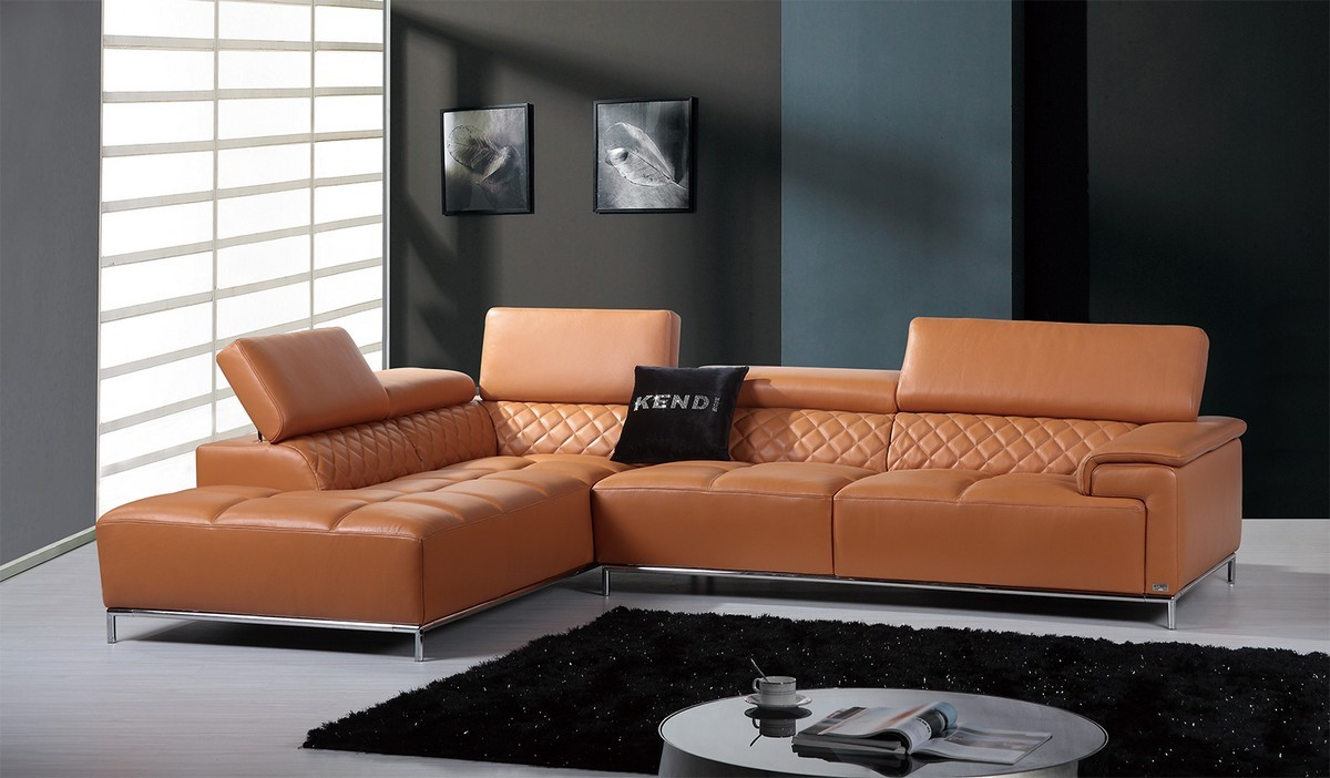 Awesome Modern Leather Sectional Sofa 13 For Your Sofas and Couches Ideas with Modern Leather Sectional Sofa