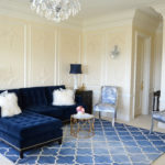 Awesome Navy Tufted Sofa 93 About Remodel Modern Sofa Ideas with Navy Tufted Sofa