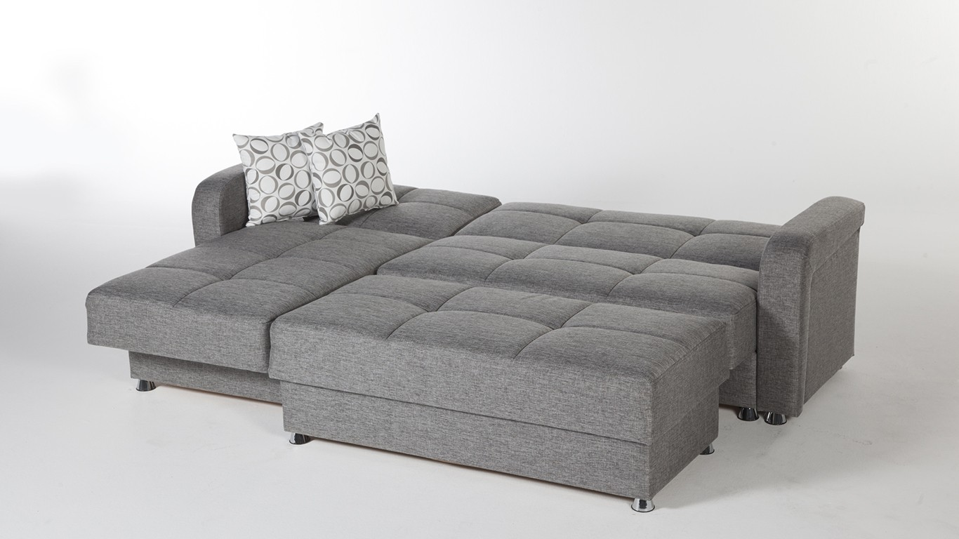 Best Gray Sectional Sleeper Sofa 42 For Sofa Table Ideas with Gray
