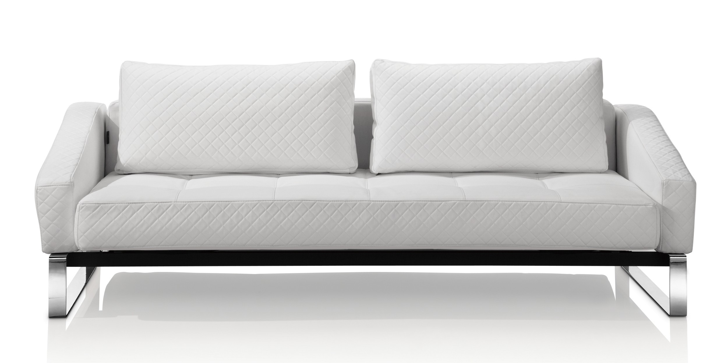 modern white sofa leather white sofa sanblasferry thesofa. Black Bedroom Furniture Sets. Home Design Ideas