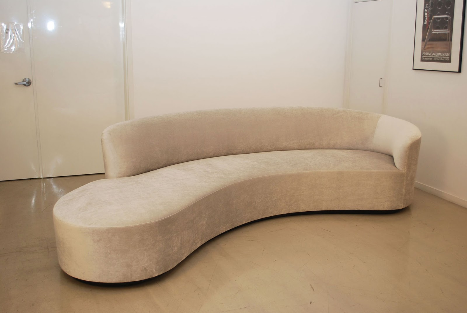 Elegant Curved Sofa 64 On Office Sofa Ideas with Curved Sofa