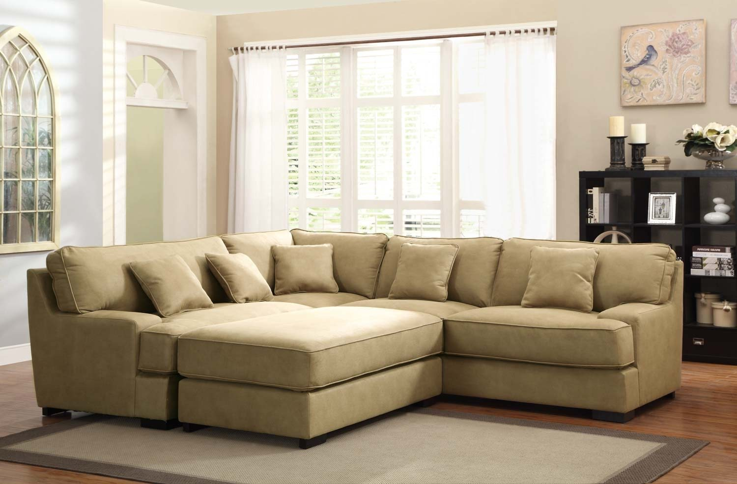 Epic Oversized Sectional Sofa 44 With Additional Modern Sofa Ideas with Oversized Sectional Sofa
