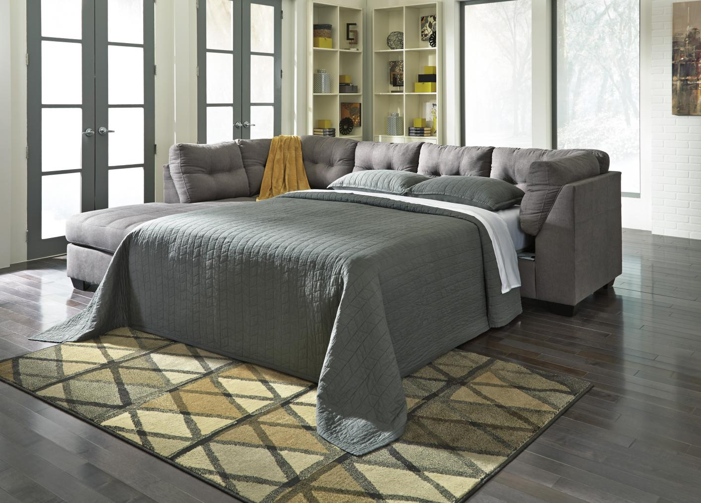 Fresh Gray Sectional Sleeper Sofa 36 For Living Room Sofa Inspiration with Gray Sectional Sleeper Sofa : queen sectional sleeper sofa - Sectionals, Sofas & Couches