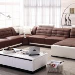 Great Modern Leather Sectional Sofa 17 For Modern Sofa Ideas with Modern Leather Sectional Sofa