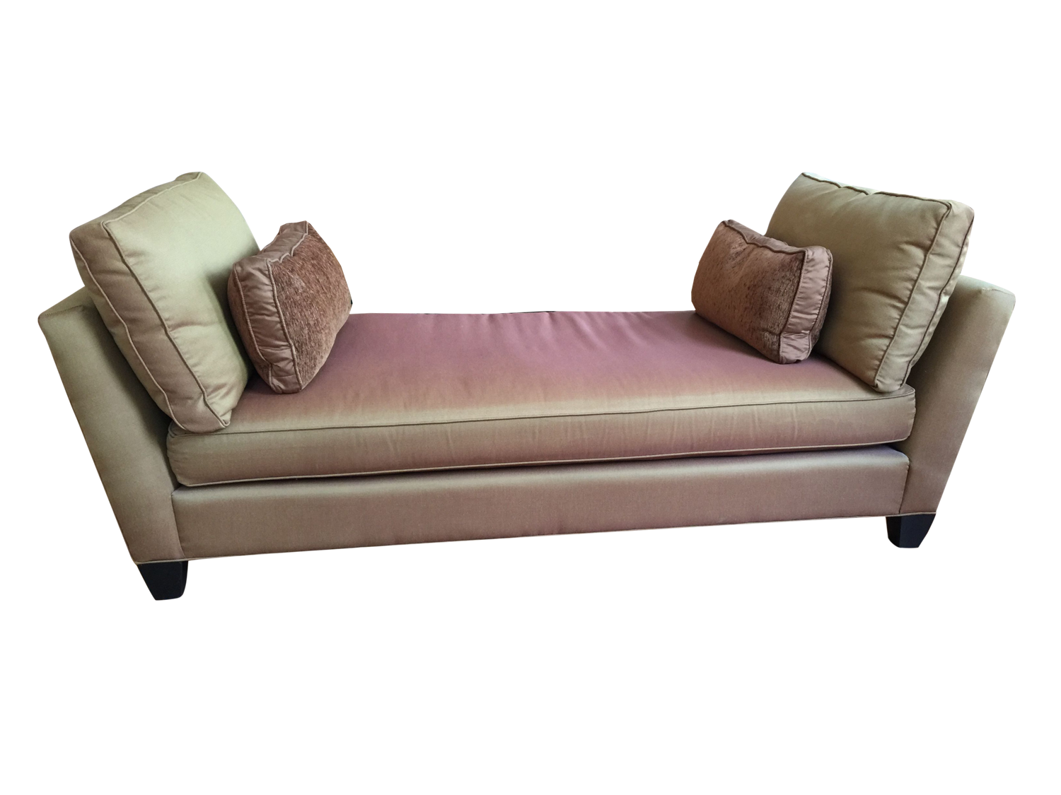 Backless sofa or couch backless sofa couch bench long for Divan crossword