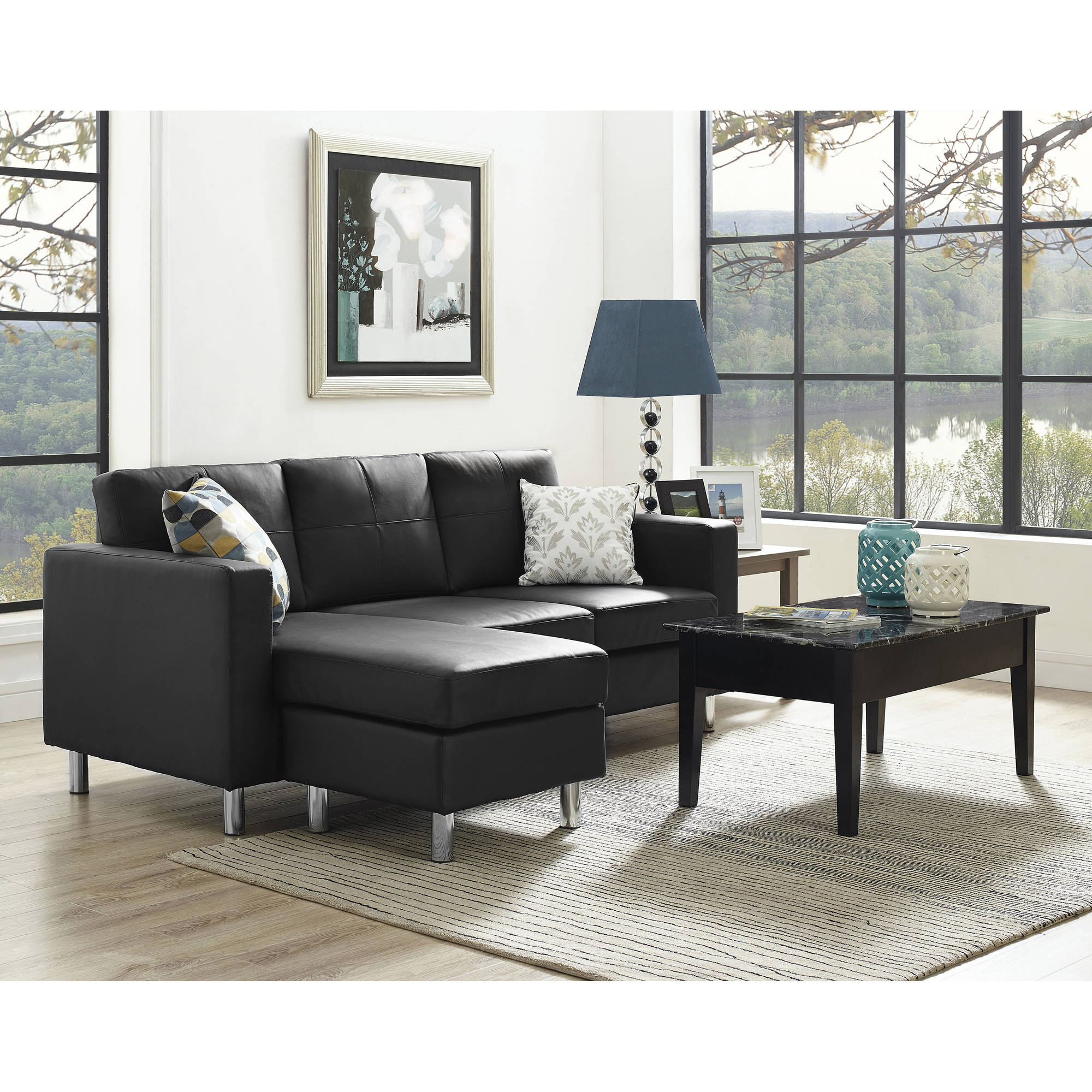 Inspirational Small Sectional Sofas For Small Spaces 64 In Modern Sofa Ideas with Small Sectional Sofas For Small Spaces