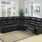 Lovely Black Leather Sectional Sofa 39 On Modern Sofa Ideas with Black Leather Sectional Sofa