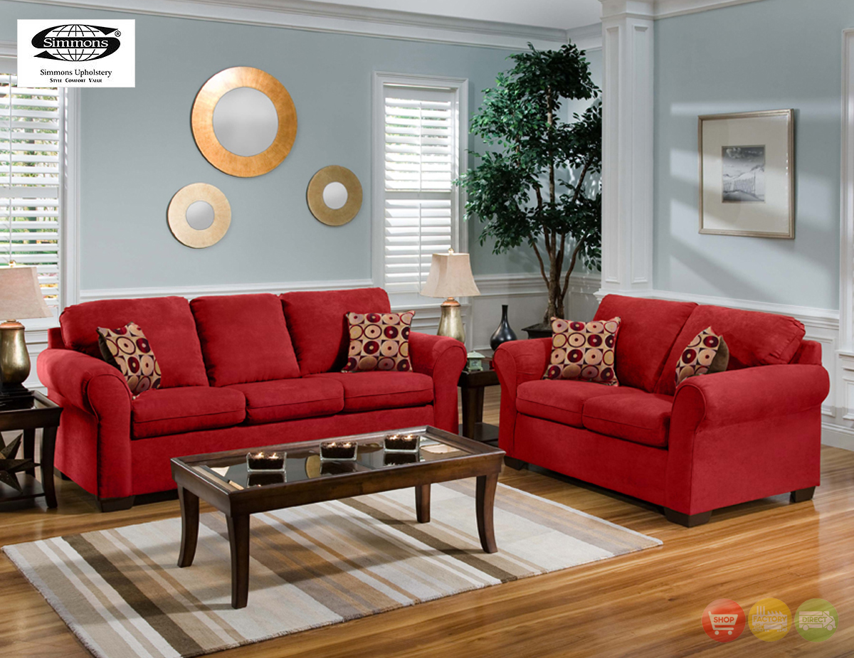 Lovely Red Couch Living Room 31 In Sofas and Couches Set with Red Couch Living Room