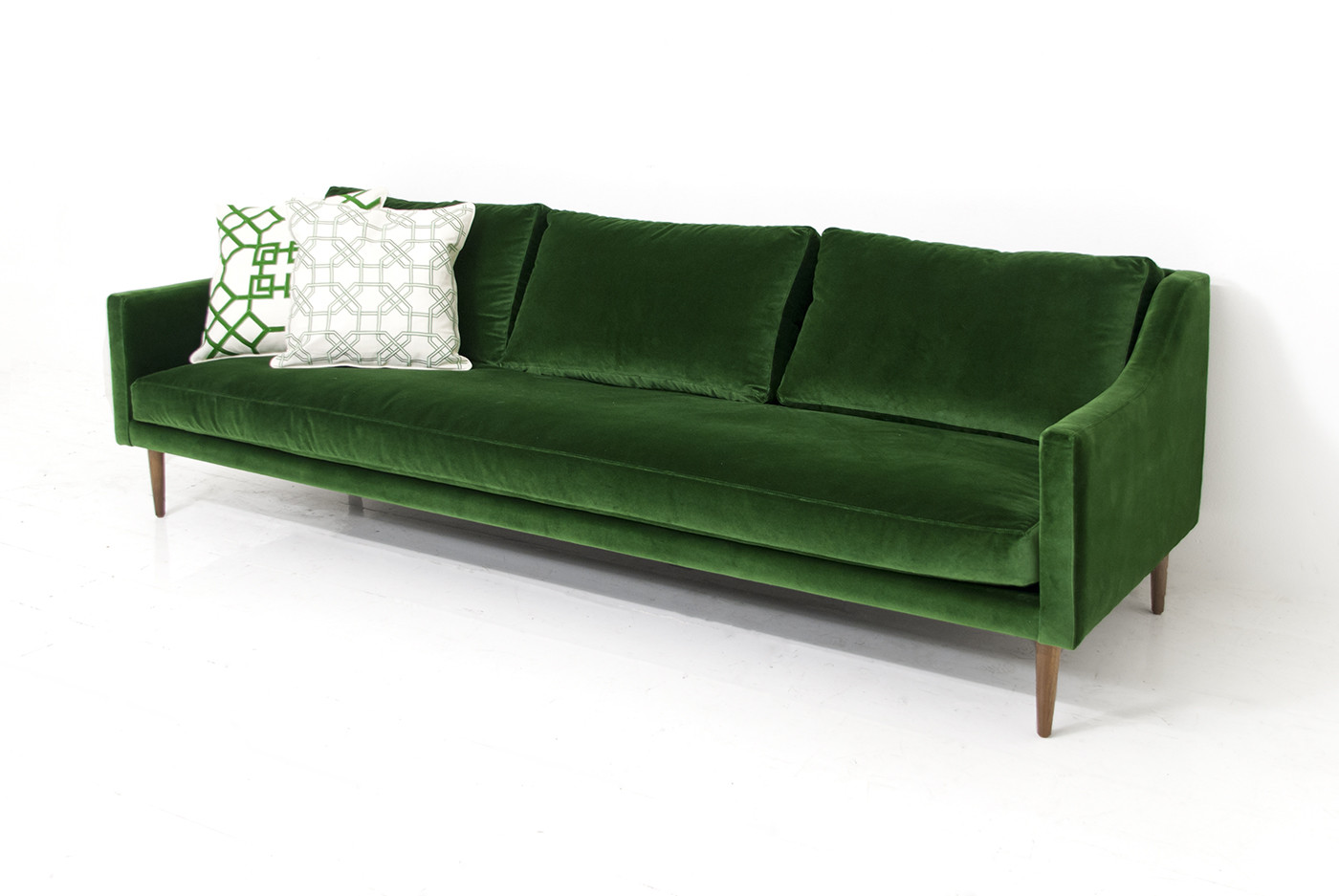 Lovely Velvet Green Sofa 97 With Additional Living Room Sofa Ideas with Velvet Green Sofa