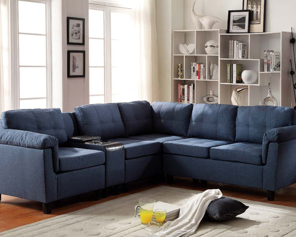 Luxury Blue Sectional Sofa 40 In Sofa Room Ideas with Blue Sectional Sofa