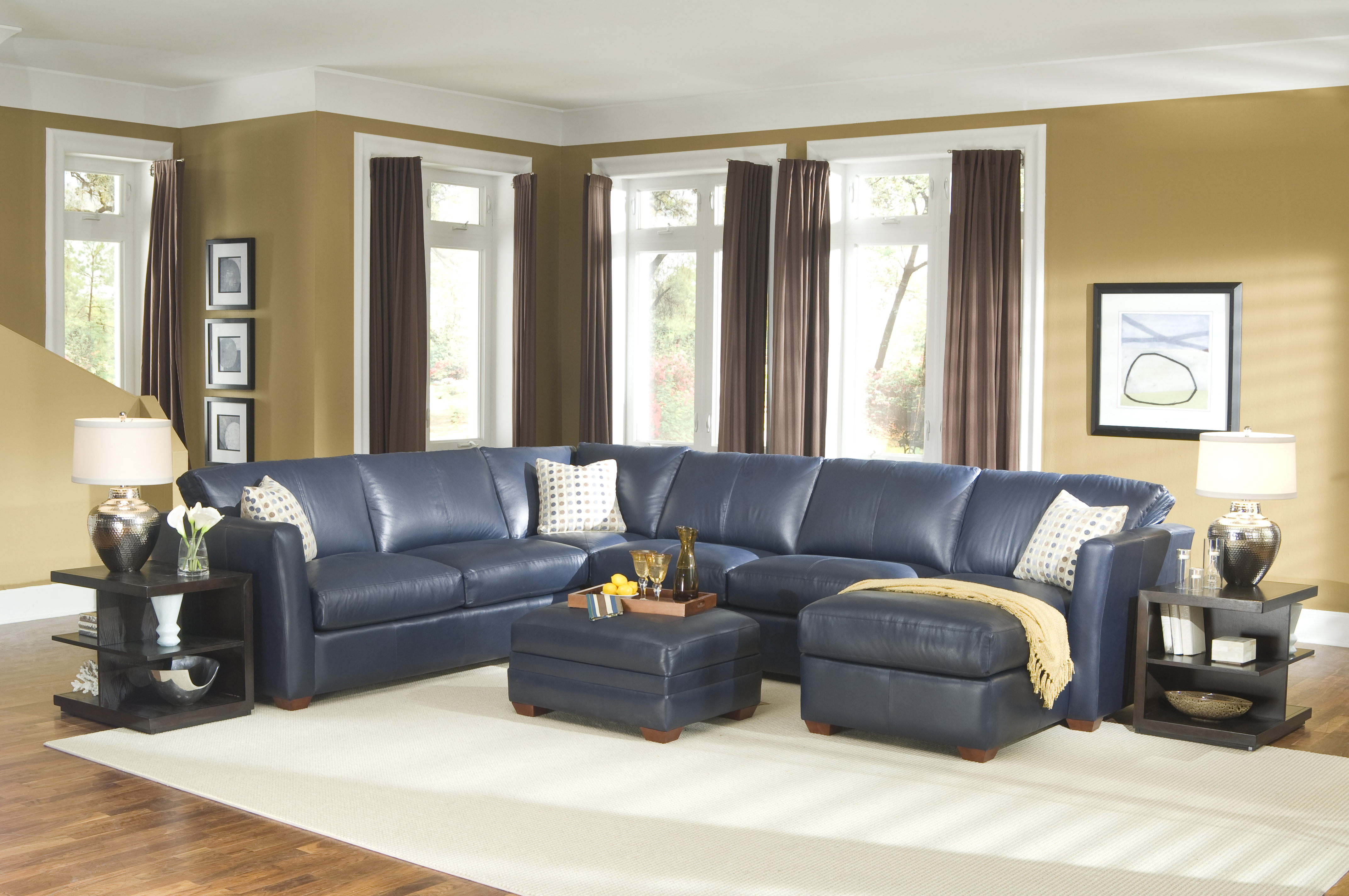 Luxury Navy Blue Sectional Sofa 12 With Additional Office Sofa Ideas with Navy Blue Sectional Sofa