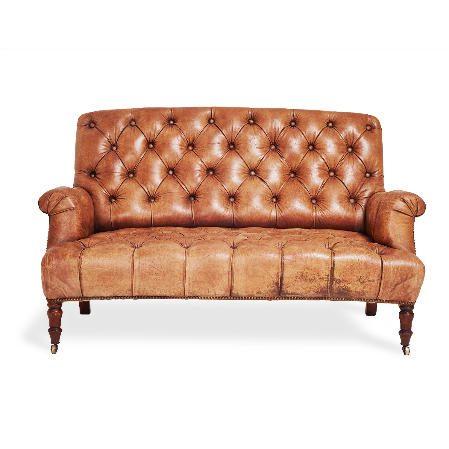 Luxury Tufted Leather Sofa 75 For Living Room Sofa Ideas with Tufted Leather Sofa