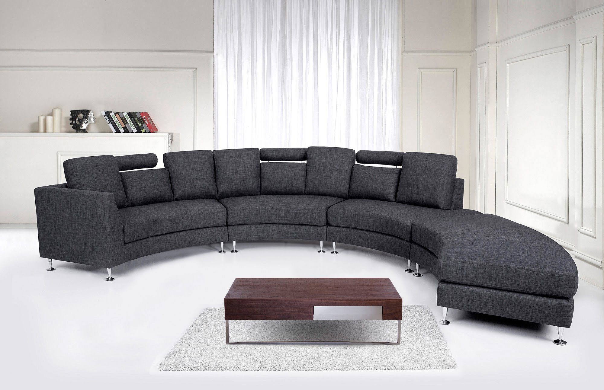 Inspirational Circular Sofa 47 With Additional Sofas and Couches