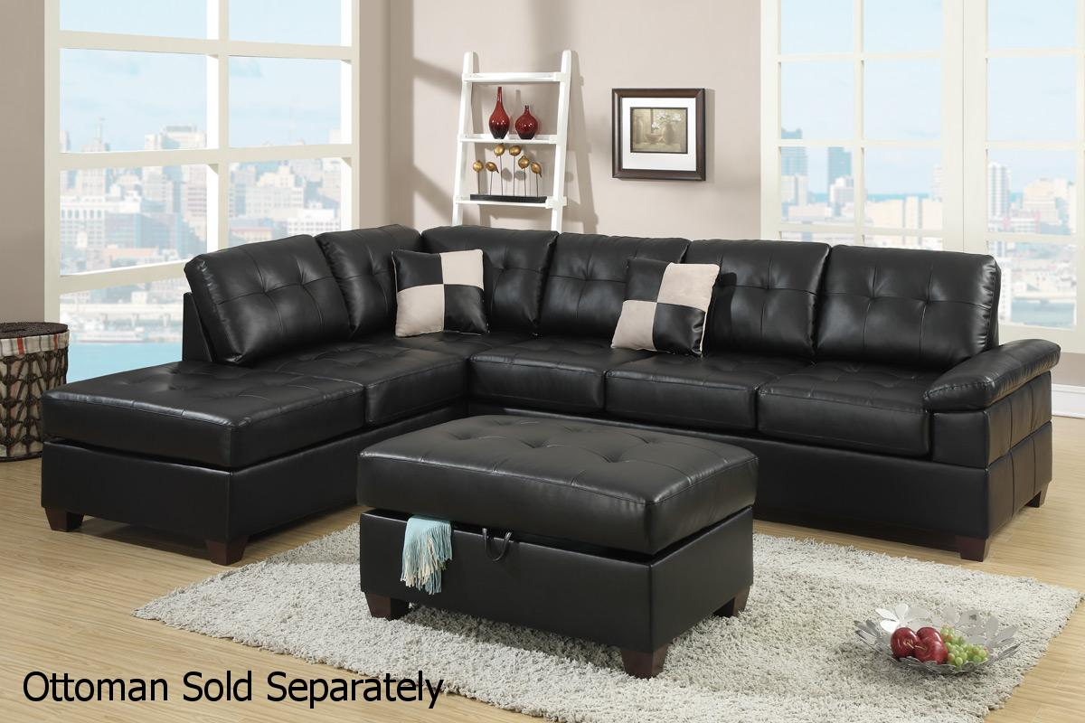 Perfect Black Leather Sectional Sofa 57 Sofas and Couches Set with Black Leather Sectional Sofa