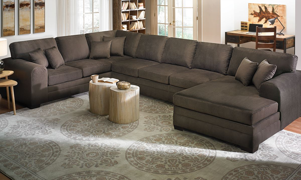 Amazing Oversized Sectional Sofas 84 For Your Modern Sofa Ideas