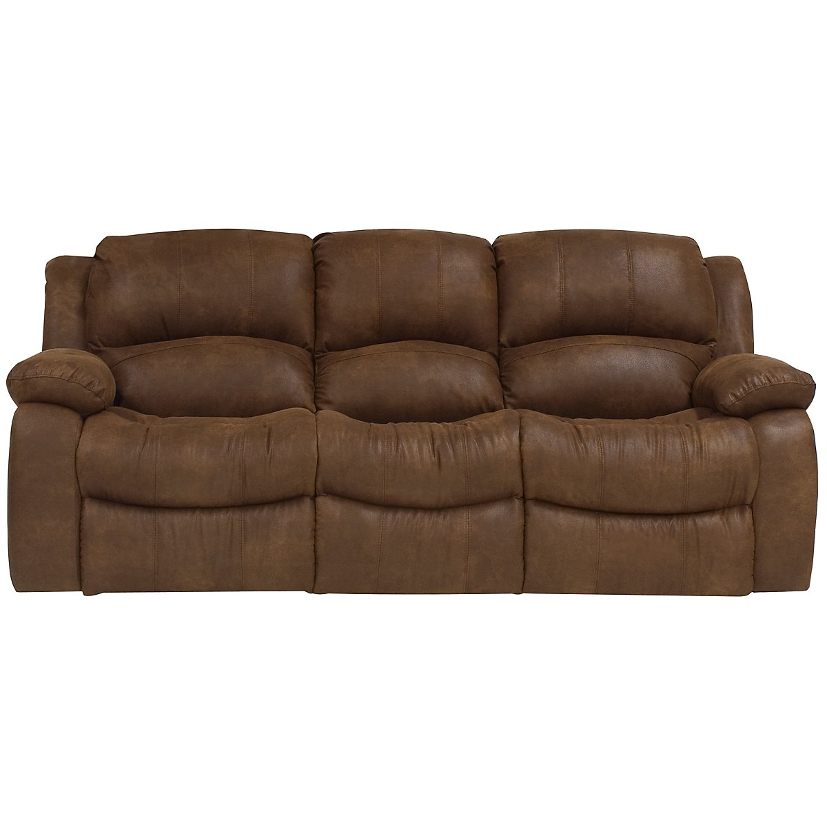 Microsuede reclining sofa amazing microfiber reclining for Microfiber sectional sofa