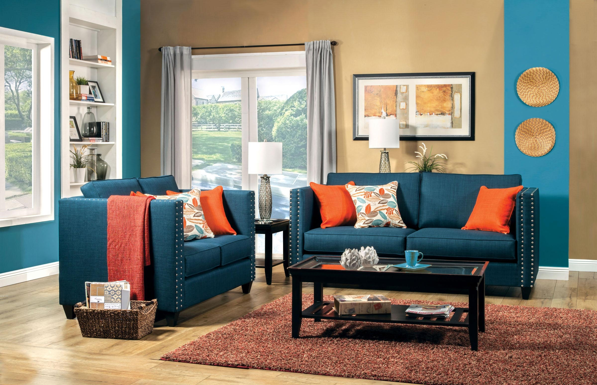Beautiful Navy Blue Sofa Set 80 For Office Sofa Ideas with Navy Blue ...