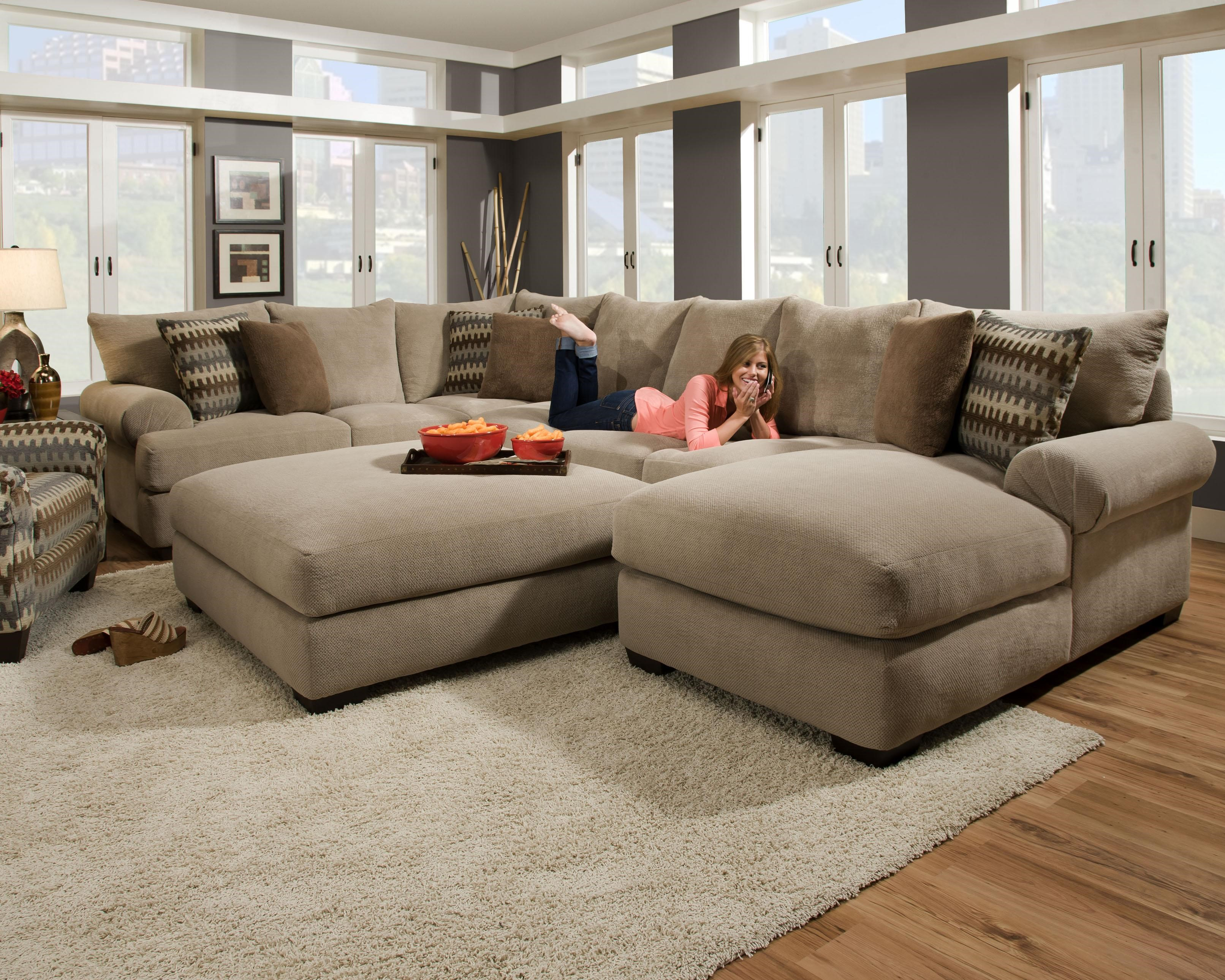 Charmant Elegant Big Sectional Sofas 82 Sofa Design Ideas With Big Sectional Sofas