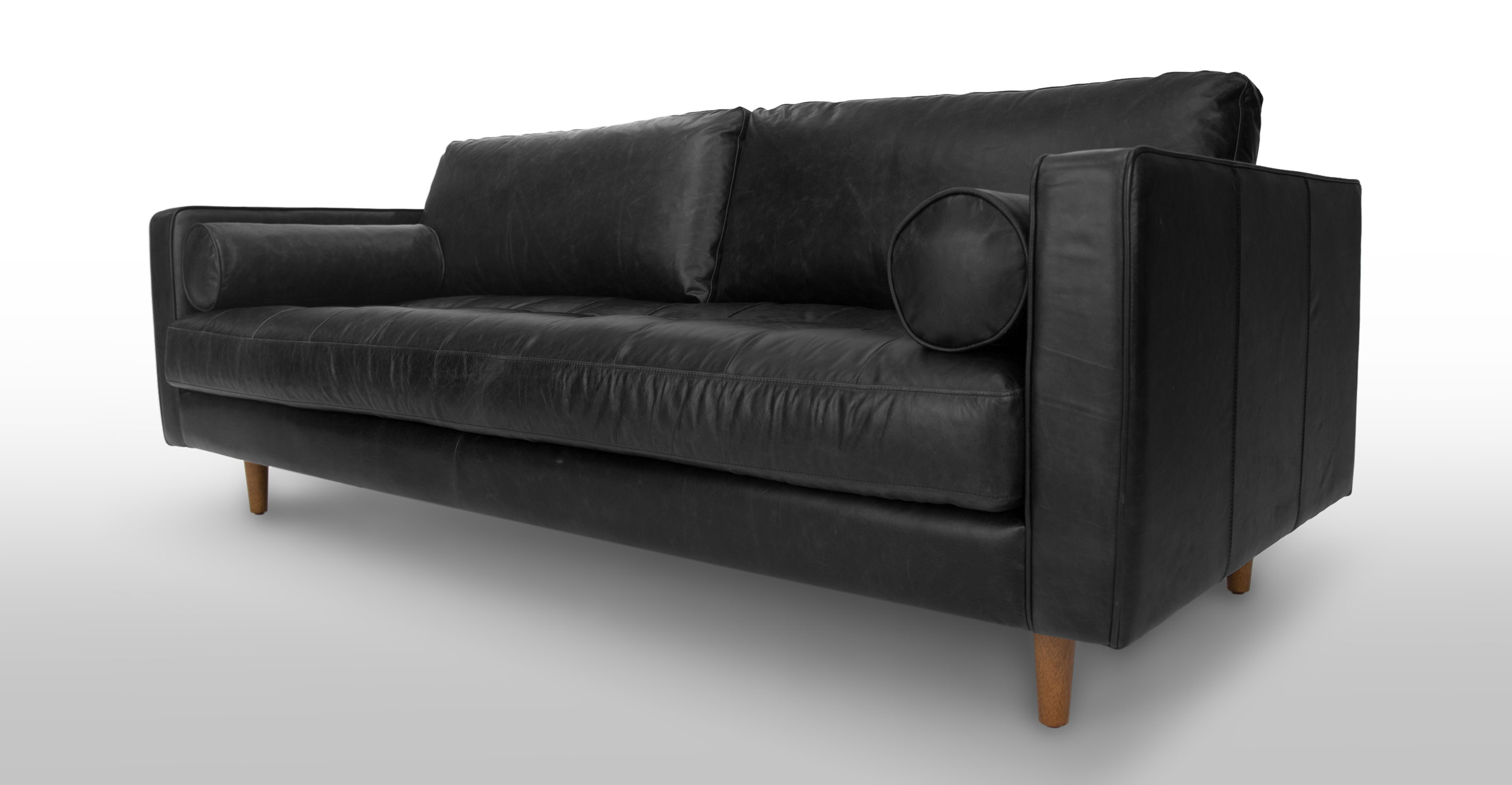 Epic Black Sofas 99 About Remodel Contemporary Sofa Inspiration with Black Sofas