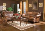 Fancy Brown Leather Sofa Set 36 For Sofas and Couches Set with Brown Leather Sofa Set