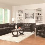 Fancy Brown Leather Sofa Set 63 For Your Living Room Sofa Ideas with Brown Leather Sofa Set