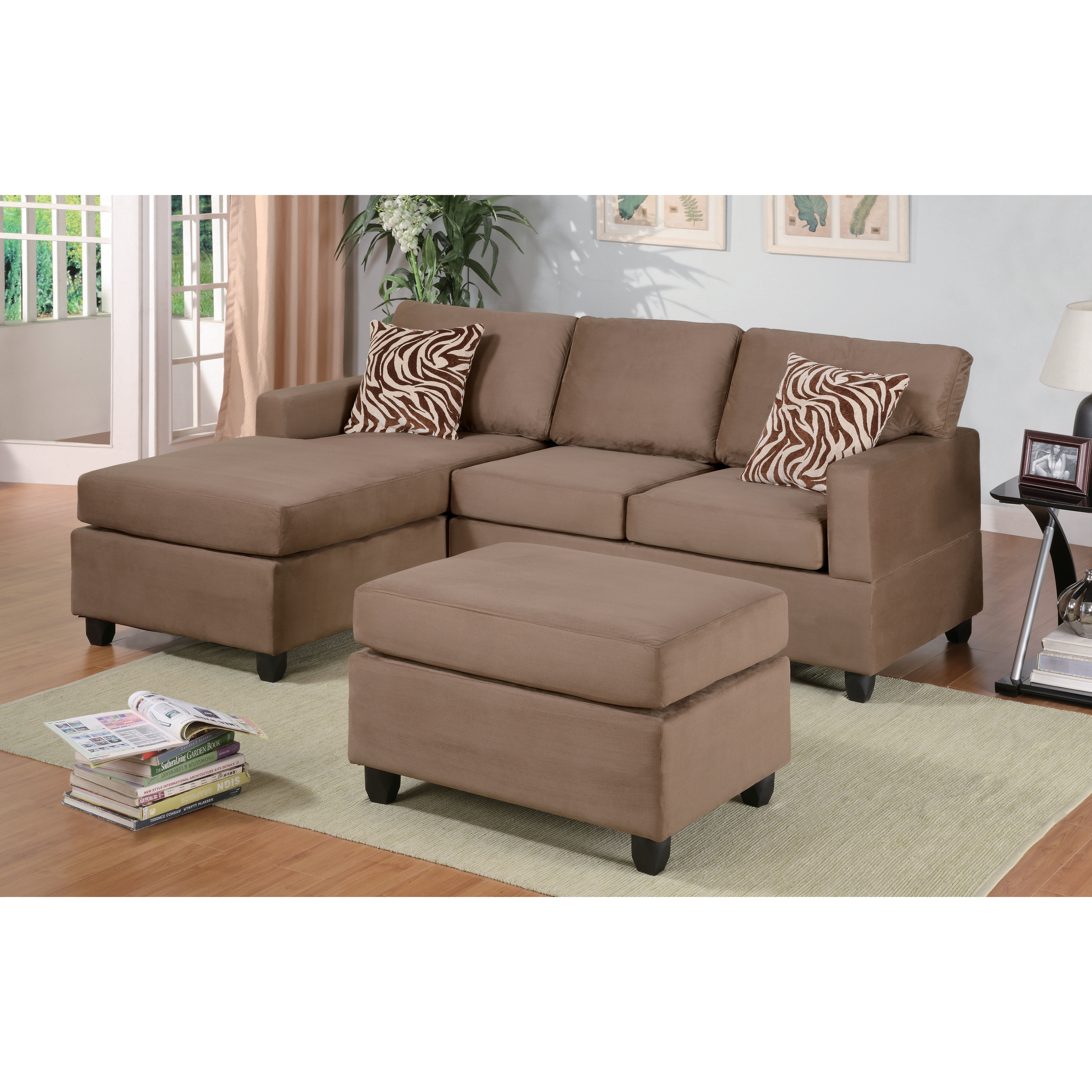 Fresh Microfiber Sectional Sofa With Chaise 75 In Office Sofa Ideas with Microfiber Sectional Sofa With Chaise