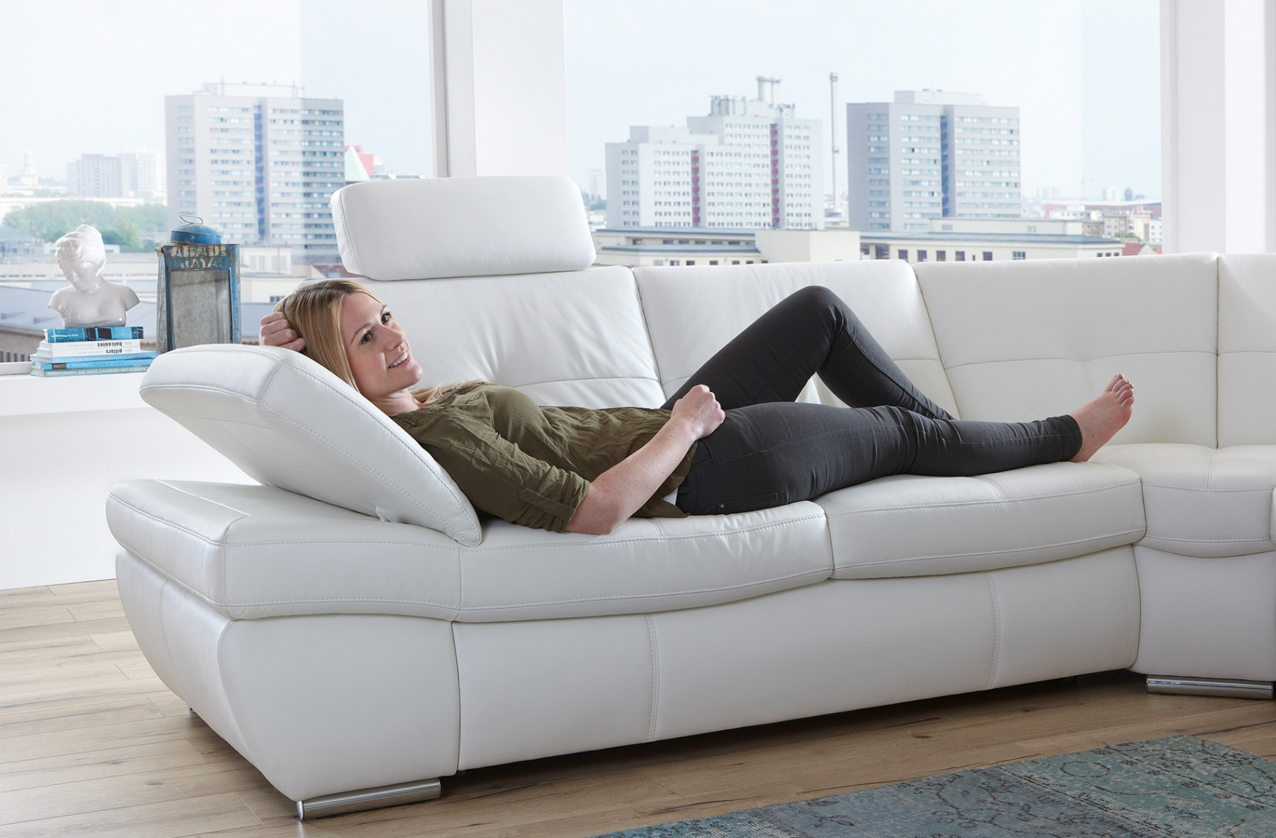 New White Leather Sleeper Sofa 67 With Additional Contemporary Sofa  Inspiration With White Leather Sleeper Sofa