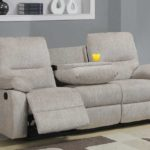 Perfect Double Recliner Sofa With Console 61 On Sofas and Couches Set with Double Recliner Sofa With Console