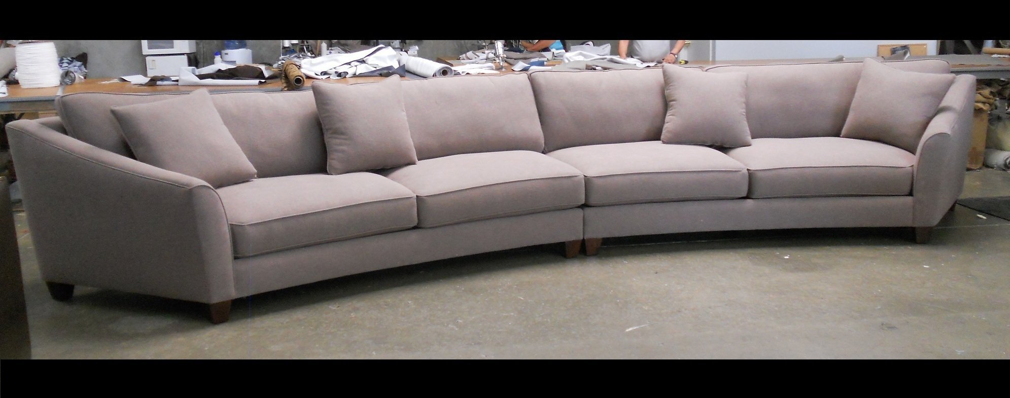 Awesome Curved Couch Modern Sofa Ideas With Curved Couch