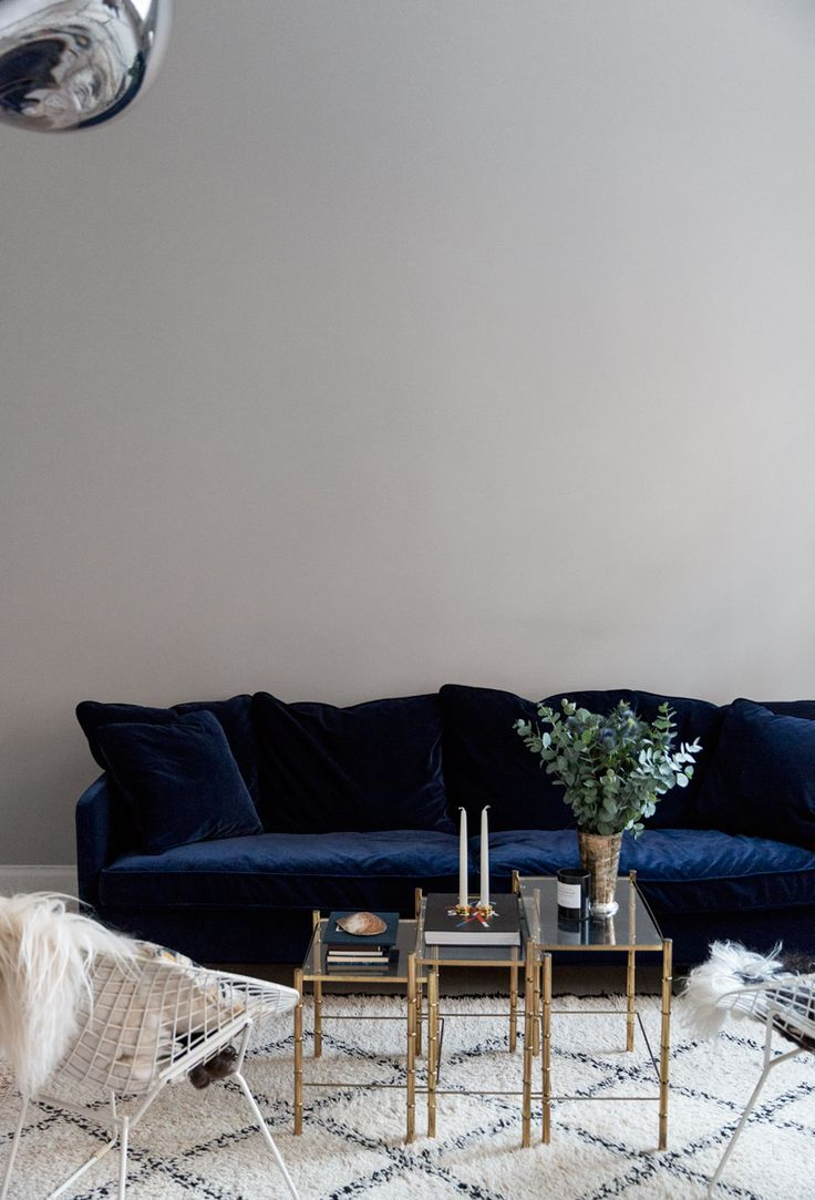 Awesome Navy Blue Couch 85 In Living Room Sofa Ideas with Navy Blue Couch