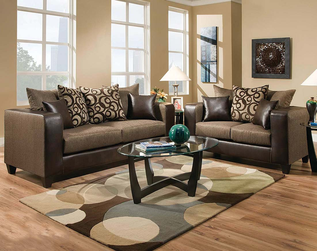 Fancy Brown Couch And Loveseat 59 In Sofas And Couches Ideas With  ~ Sofa And Matching Loveseat
