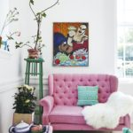 Fresh Pink Couch 61 On Sofa Design Ideas with Pink Couch