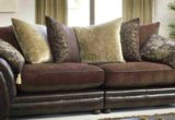 Amazing Fabric And Leather Sofa 53 With Additional Living Room Sofa Ideas with Fabric And Leather Sofa