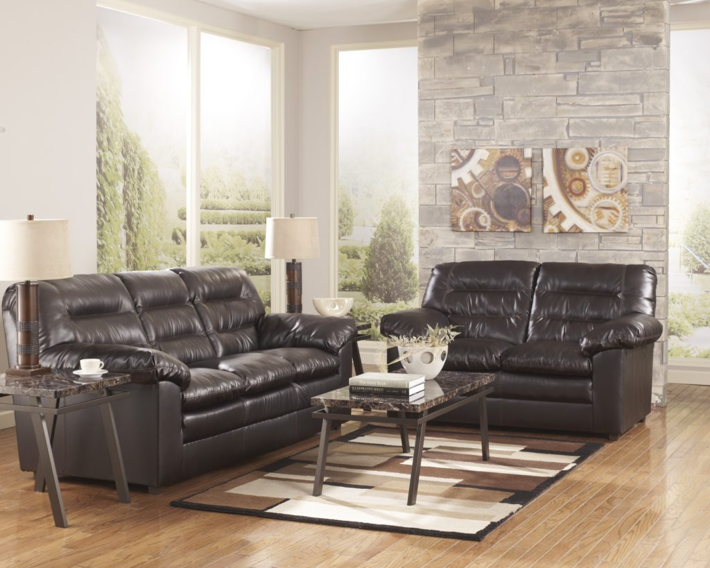 Ashley Furniture Leather Couch Ashley Furniture Brown Leather Couch Ashley Furniture Leather
