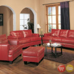 Beautiful Red Leather Living Room Furniture 12 For Your Office Sofa Ideas with Red Leather Living Room Furniture