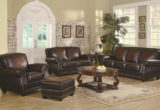Elegant Brown Leather Couch Set 64 With Additional Office Sofa Ideas with Brown Leather Couch Set
