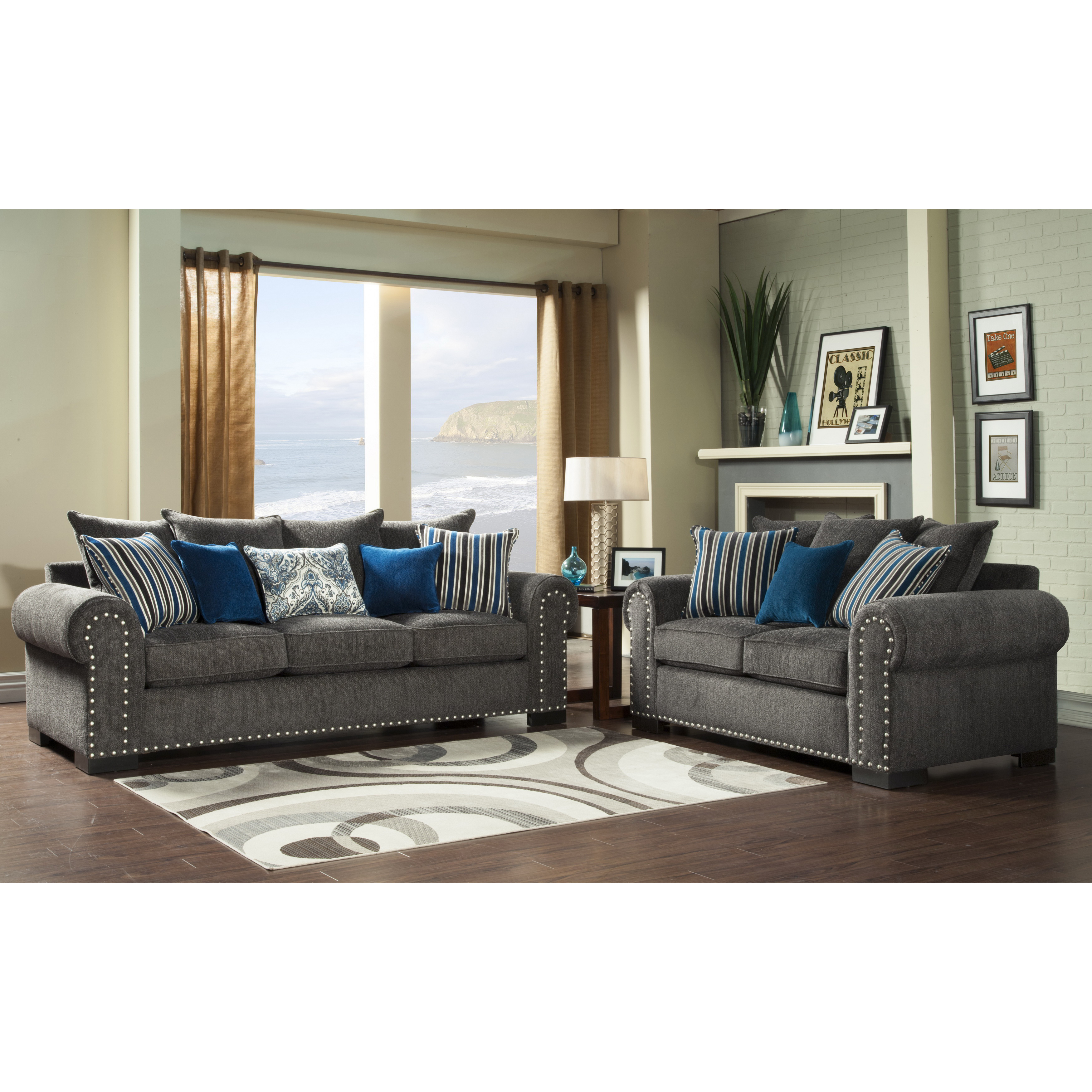 Fresh Blue Gray Couch 51 For Your Modern Sofa Ideas with Blue Gray Couch