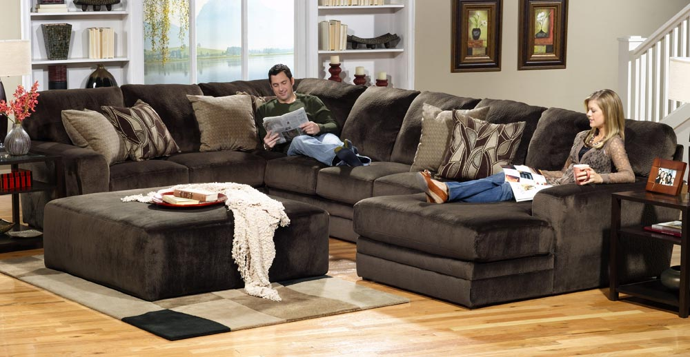 Fresh Deep Seat Sectional With Chaise 15 With Additional Sofa Table Ideas  With Deep Seat Sectional ...