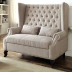 Good High Back Loveseat 88 For Sofas and Couches Set with High Back Loveseat