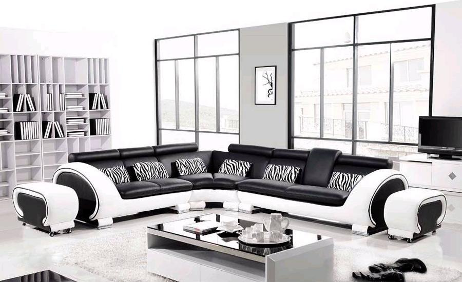 Great Black And White Sofas 28 For Modern Sofa Inspiration With