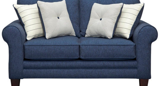 Great Navy Blue Loveseat 40 For Sofas and Couches Set with Navy Blue Loveseat