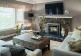Awesome Gray And Tan Living Room 98 On Sofa Room Ideas with Gray