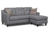 Inspirational Grey Couch With Chaise 26 Contemporary Sofa Inspiration with Grey Couch With Chaise