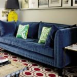 Lovely Blue Suede Couch 70 About Remodel Modern Sofa Ideas with Blue Suede Couch