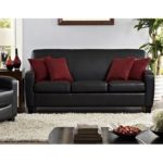 Lovely Faux Leather Sofas 84 For Sofas and Couches Ideas with Faux Leather Sofas