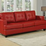 Lovely Red Leather Couches 18 On Living Room Sofa Inspiration with Red Leather Couches