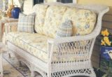 Lovely White Wicker Couch 93 In Living Room Sofa Ideas with White Wicker Couch