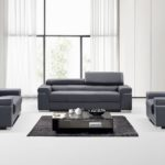 Luxury Grey Leather Sofa Set 78 In Living Room Sofa Inspiration with Grey Leather Sofa Set