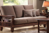 Luxury Wood Frame Couch With Removable Cushions 69 On Living Room Sofa Inspiration with Wood Frame Couch With Removable Cushions